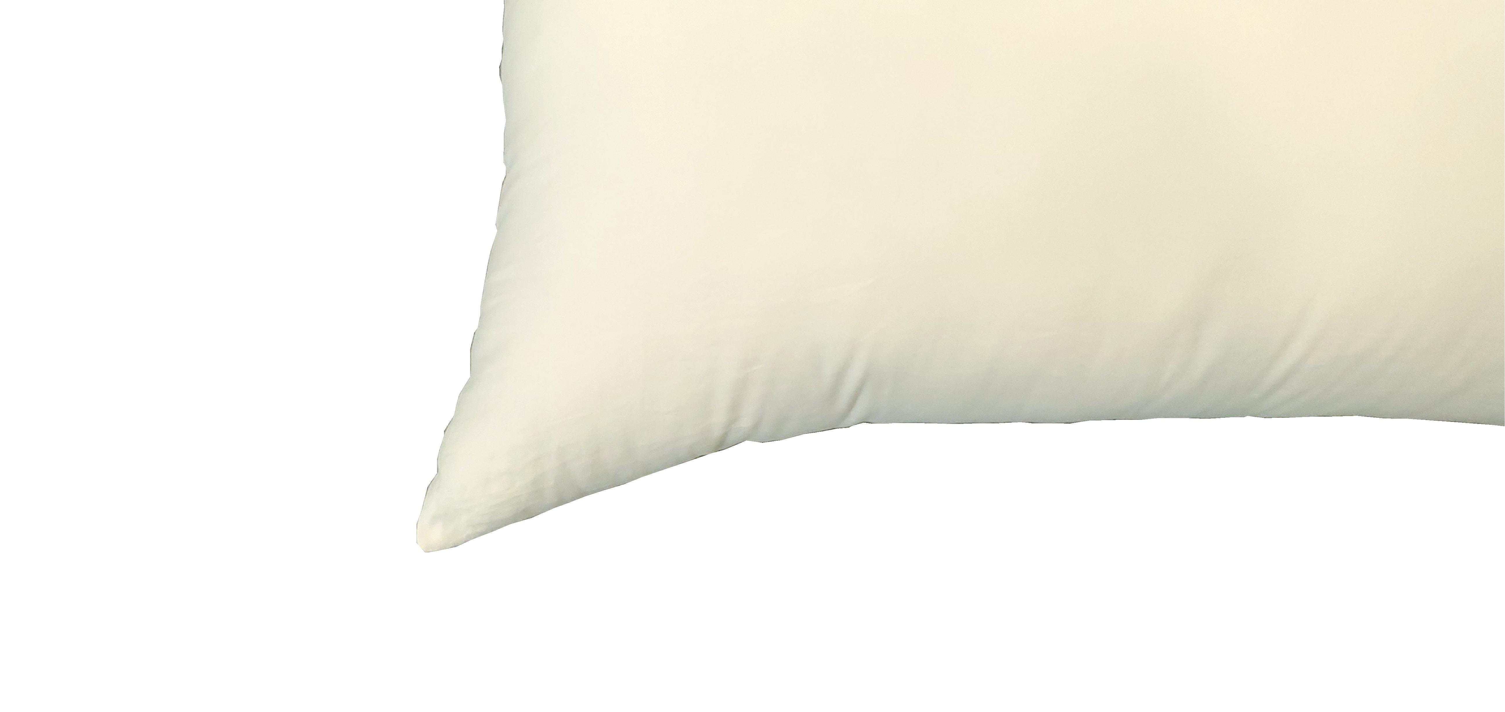 Luxez Organic Cotton Downs Alternative Hotel Pillow