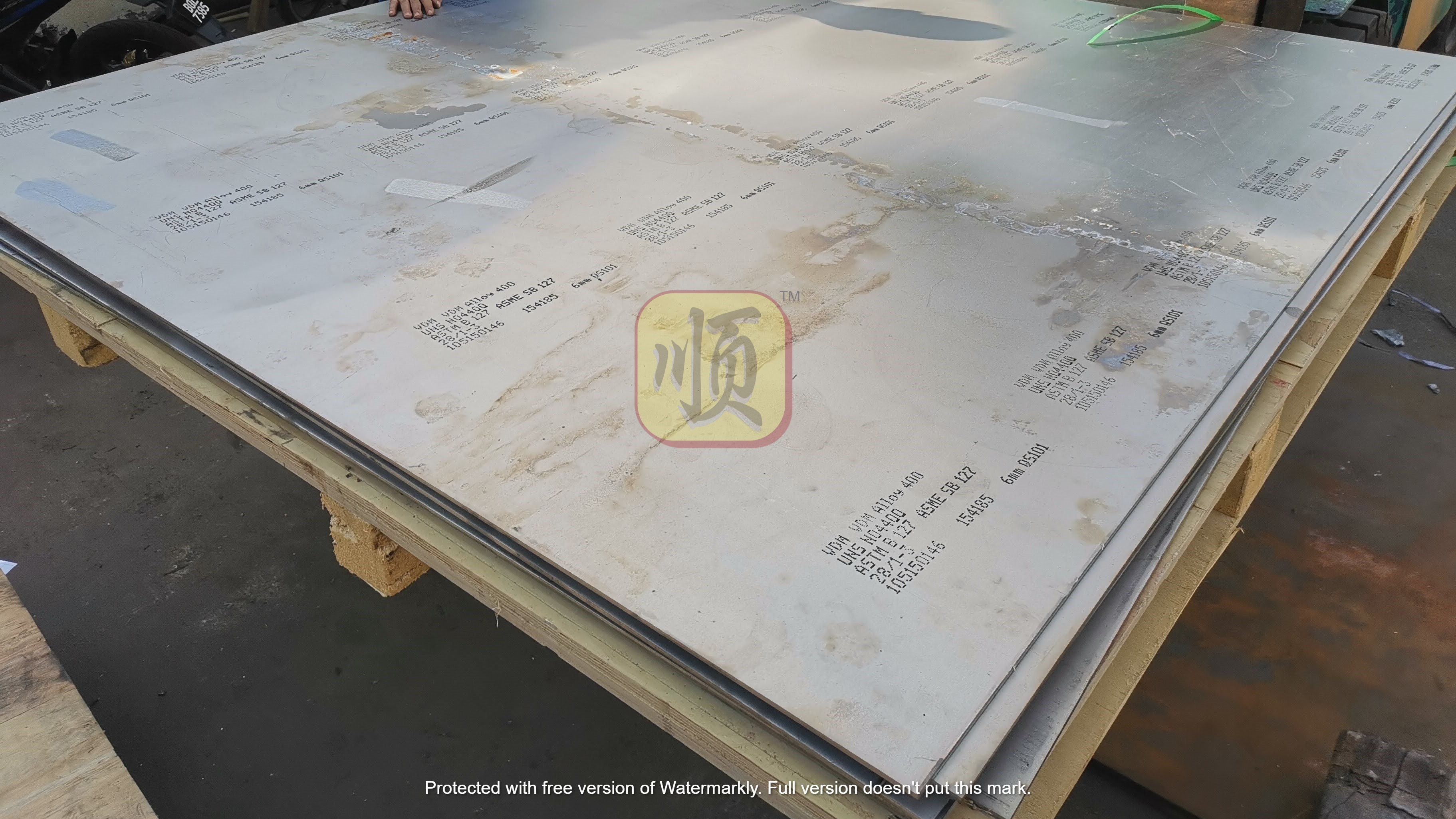 Nickel Alloy 400 Plates Suppliers , Petronas Projects