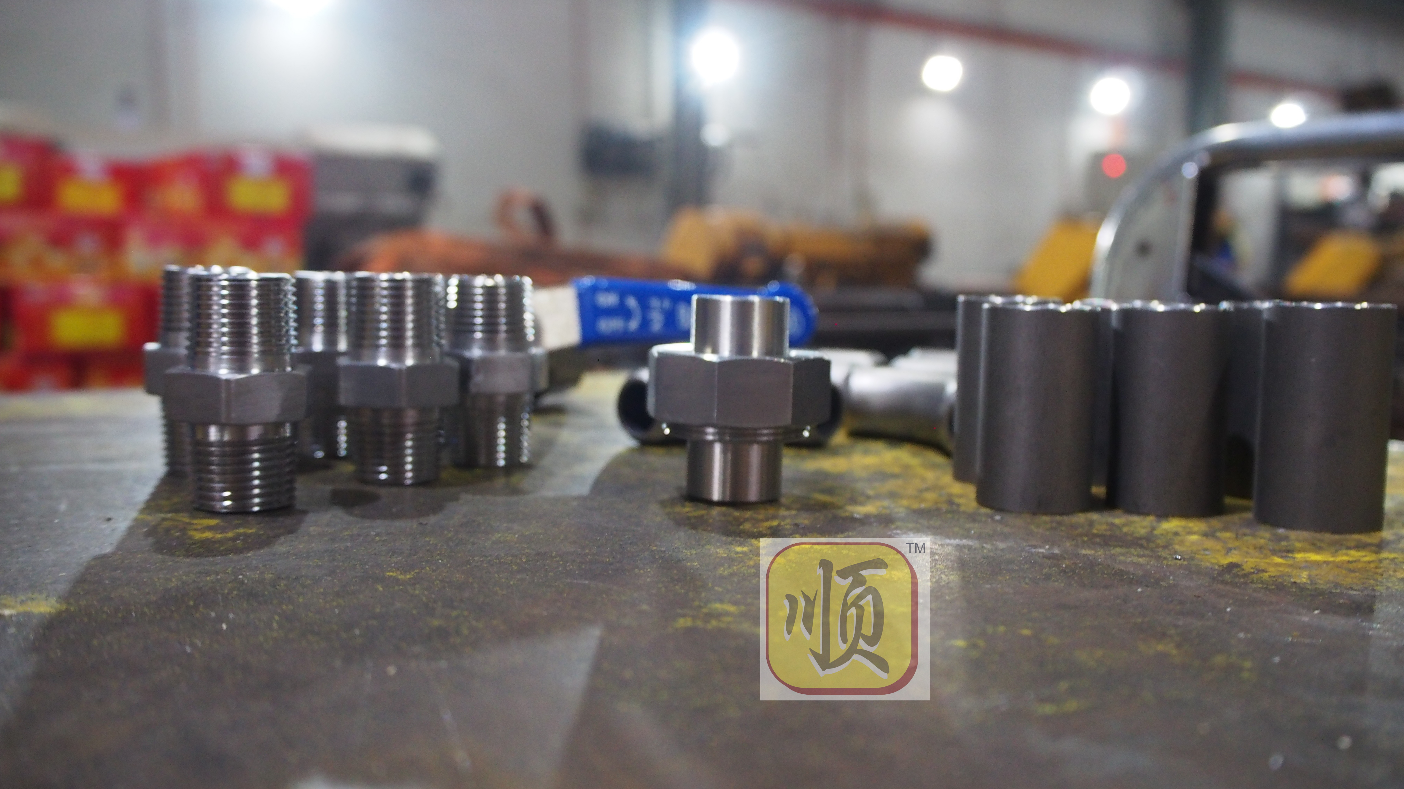 Titanium Grade 2 Union Coupling Supplier