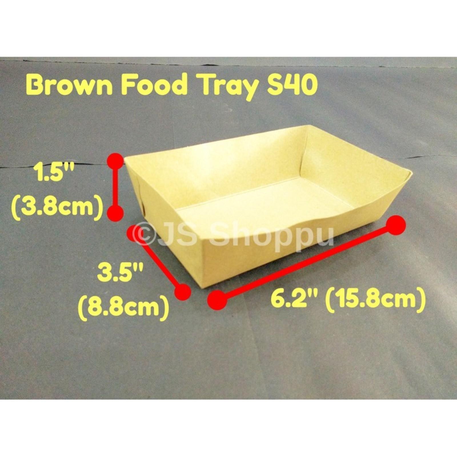 S40 Tray (100pcs+-)